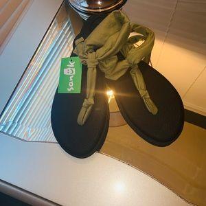 🍔 Sanuk yoga sling sandals for women